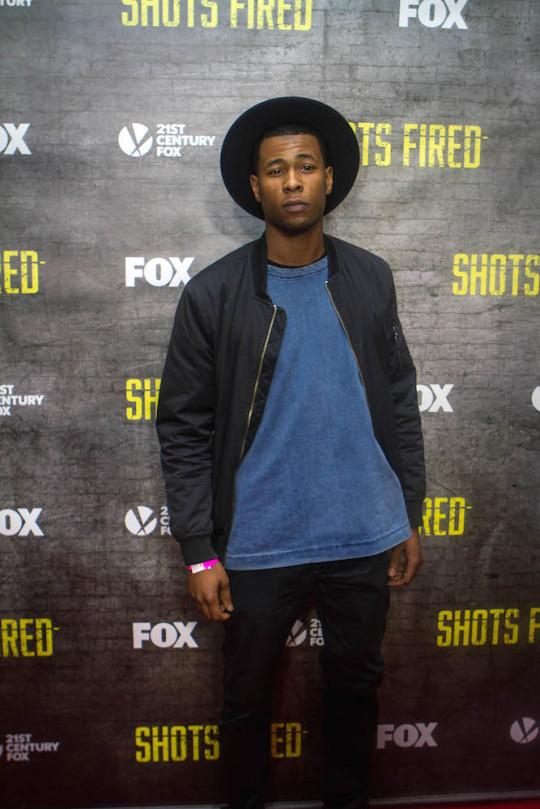 J. Alphonse Nicholson 540x809 - Event Recap: Shots Fired Screening New York City @RocktheFilm @realstephj @justsanaa @MACKWILDS @GPBmadeit @RichardDreyfuss @JillHennessy #shotsfiredfox
