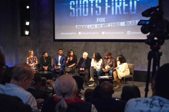 MG 8202 540x360 - Event Recap: Shots Fired Screening New York City @RocktheFilm @realstephj @justsanaa @MACKWILDS @GPBmadeit @RichardDreyfuss @JillHennessy #shotsfiredfox