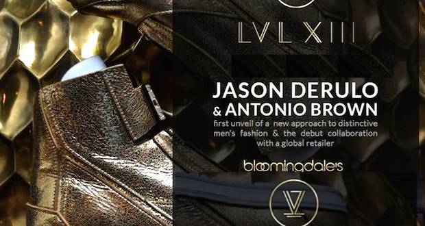image001 10 - Event Recap: Antonio Brown x Jason Derulo LVL XIII Launch @AntonioisMuted @LVLXIII_BRANDS @JasonDerulo @TaoDowntown
