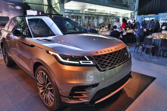 24. Atmosphere 2018 Range Rover Velar  540x360 - Event Recap: East Side House Gala 2017 @NYAutoShow @EastSideHouse33 #NYC #SouthBronx