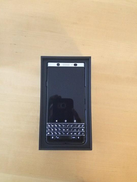 20170505 143413 540x720 - Review: BlackBerry KEYone @BBMobile #KEYone