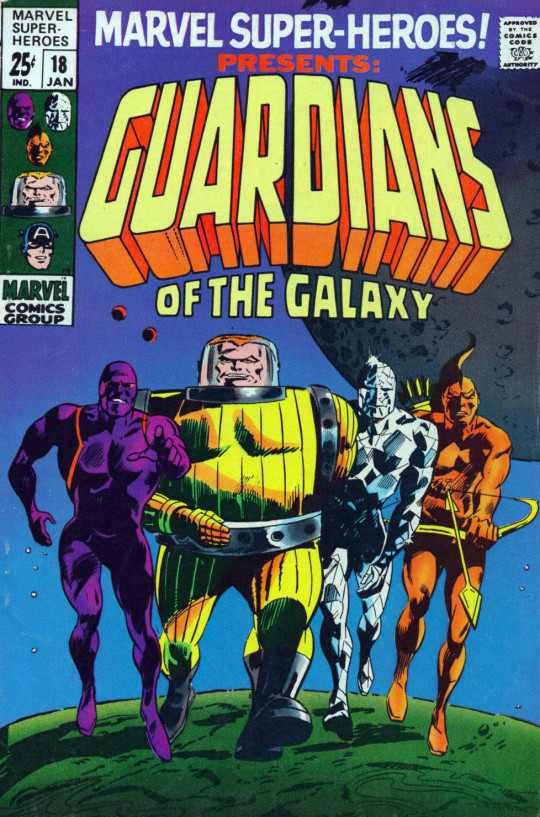 GuardiansoftheGalaxycomic 540x817 - Guardians of the Galaxy Vol. 2 Review @guardians @marvel