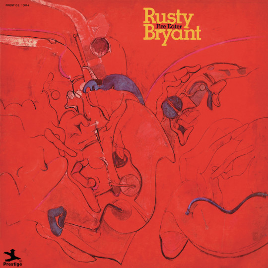 Rusty Bryant COVERRGB 540x540 - Top Shelf Series, a limited edition #vinyl reissue program @jazzdispensary