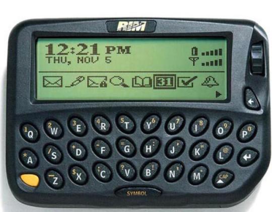 bband rim850 540x421 - Review: BlackBerry KEYone @BBMobile #KEYone