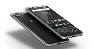 bbf - Review: BlackBerry KEYone @BBMobile #KEYone