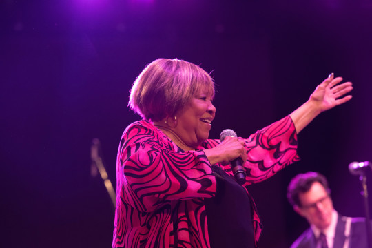 Mavis Staples 3 540x360 - Event Recap: Mavis Staples and Toshi Reagon at Summerstage @mavisstaples @biglovely1 @summerstage
