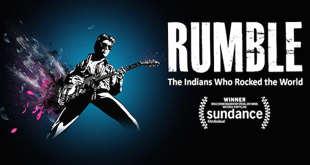 s3 - RUMBLE: The Indians Who Rocked the World –Trailer @RumbleFilm @RezoPics #indigenousfilm