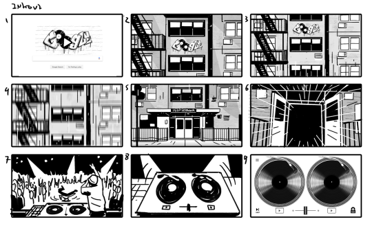 Intro Storyboard 540x345 - Google Celebrates the 44th Anniversary of #HipHop @Google @FABNEWYORK @ceyadams #KoolHerc