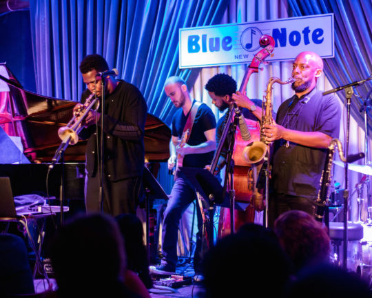 17 1 540x432 - Event Recap: Keyon Harrold album release performance at the BlueNote @keyonharrold @MassAppealRecs @ShoreFire #Mugician