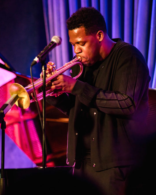 2017 09 24 KEYON HARROLD BLUENOTE 5 1 540x675 - Event Recap: Keyon Harrold album release performance at the BlueNote @keyonharrold @MassAppealRecs @ShoreFire #Mugician