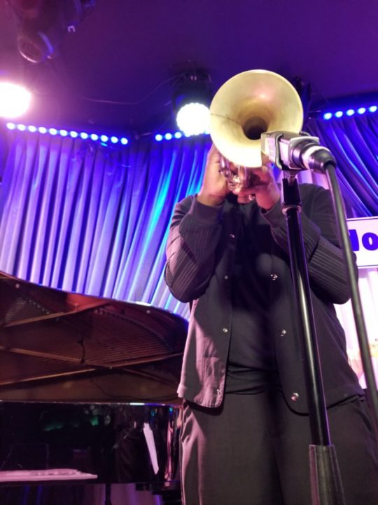 20170924 202419 1 e1506457693208 540x720 - Event Recap: Keyon Harrold album release performance at the BlueNote @keyonharrold @MassAppealRecs @ShoreFire #Mugician