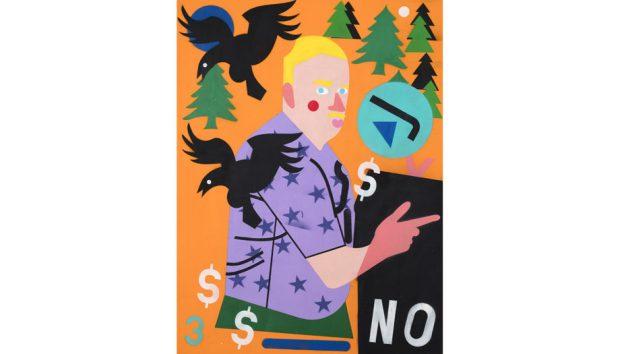 Seized The Imagination Individuals 03 920x526 - Nina Chanel Abney Exhibition:  Seized The Imagination November 9—December 20, 2017 @ninachanel @JackShainman