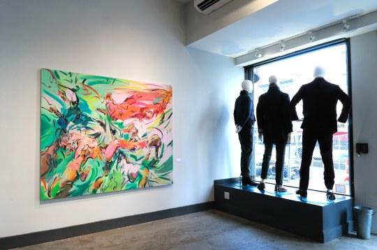 DSC 6976 540x359 - Suzanne Unrein Animal Dreams Exhibition February 15 - June 15, 2018 @GroupeNYC @stunrein