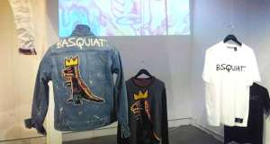 bsj - Event Recap: BASQUIAT X SEAN JOHN Collection @Agora_Gallery @SeanJohn @diddy @Ciroc @Macys #basquiatseanjohn #nyfw