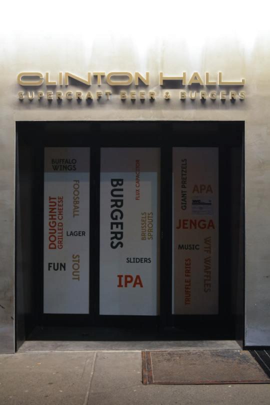 Clinton Hall 3.6.18 photo by Andrew Werner AHW 8922 540x810 - Event Recap: Clinton Hall NY Grand Opening @clintonhallny @_hellohsc