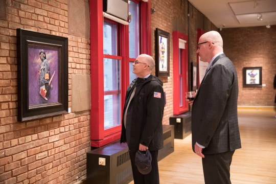 A76I9531 540x360 - Alexander Millar's Everyday Heroes Exhibition and Pop-Up Gallery April 4 - 20th, 2018 @vscorresponding @FDNYMuseum @AlexanderMillar @FDNY
