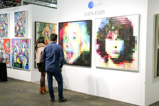 AENY17 blue gallery 540x360 - Artexpo New York 40th anniversary April 19-April 22, 2018 @ArtexpoNewYork