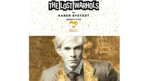 lw - The Lost Warhols Exhibit by Karen Bystedt May 1-22, 2018 @karenbystedt @godslovenyc #AndyWarhol