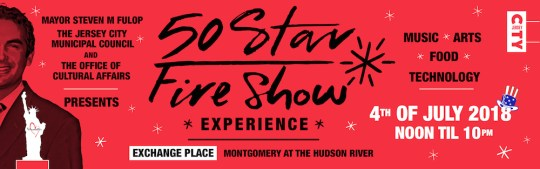 50 Star Website Banner 540x169 - Snoop Dogg to to Headline NYC July 4th Celebration @SnoopDogg @StevenFulop #JC4th #50Star @JC_Gov #JerseyCity