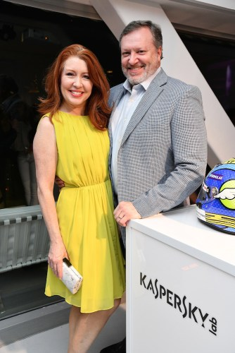 775163587 JS 9313 D2D777F6F823C4C387765126FCDD1122 - Event Recap: Art Goes Green Event with @Kaspersky Lab @DSVirginRacing @DFaceOfficial at The @newmuseum @alexlynnracing @sambirdracing #FormulaE #NYCEPrix