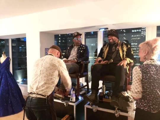 20180905 204931 540x405 - Event Recap: Fashion's Night IN 2: Official #NYFW kickoff @DouglasElliman @sotosake @AShineandCo #fashionsnightin #135west52nd #treffortshirts