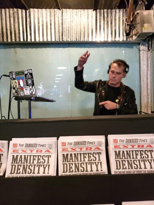 20181016 220916 540x720 - Feature: DAMAGED App interview with Shepard Fairey and Jacob Koo of VRt Ventures by Jonn Nubian @ObeyGiant @VRtMuseums #virtualreality #shepardfairey #VRtVentures #DamagedApp