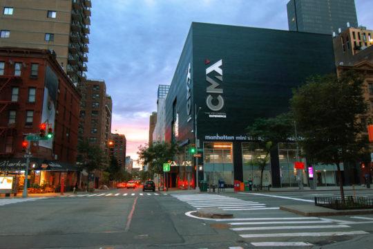 CMX CinÇBistro Exterior 540x360 - Event Recap: CMX Cinemas Officially Launches Its First New York City Location @cmxcinemas @LawlorMedia #CMXtakesNYC #ExperienceCMX #CMXCineBistro #UES #uppereastside #nyc