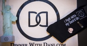 Dinner With Dani Swag Bag - Event Recap: Dinner With Dani Launch Party @akaDaniDaniels @brandi_love @DOOMS_Whiskey @TrophyComic @jeffleach @PrimeVideo @RealJonLaster @Amazon #DinnerWithDani