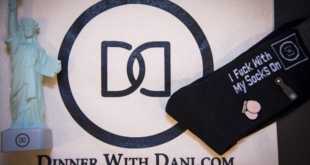 Dinner With Dani Swag Bag - Event Recap: Dinner With Dani Launch Party @akaDaniDaniels @brandi_love @DOOMS_Whiskey @TrophyComic @jeffleach @PrimeVideo @RealJonLaster @Amazon #DinnerWithDani