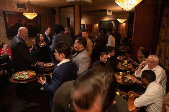 DSCF6436 540x360 - Event Recap: Soho Cigar Bar's 20th Anniversary @SoHoCigarBar #cigars #nyc