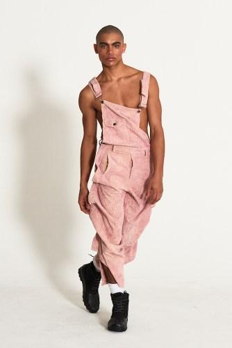 look13 - KA WA KEY FW19 Collection- Cowboy Who Cried Wasabi Tears #kawakey @fashionweek #NYFW #FW19