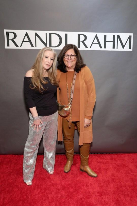 1136706946 540x810 - Event Recap: Randi Rahm Fall Evolution-An Evening of #Fashion & #Music @TJMartell @MaggieBaugh #RandiRham #couture @dia_getty