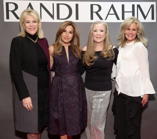 1136706956 540x478 - Event Recap: Randi Rahm Fall Evolution-An Evening of #Fashion & #Music @TJMartell @MaggieBaugh #RandiRham #couture @dia_getty
