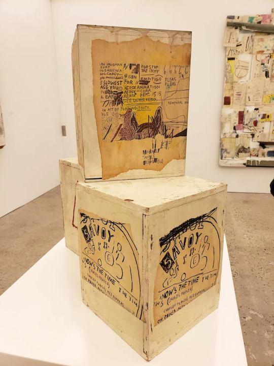 20190323 152443 540x720 - Jean-Michel Basquiat: Xerox Exhibition March 12 - May 31, 2019 at Nahmad Contemporary @joe_nahmad #dieterbuchart
