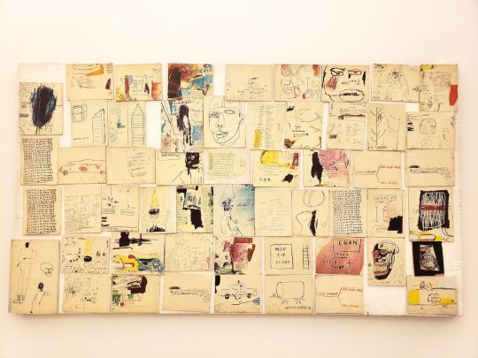 20190323 152637 1 540x405 - Jean-Michel Basquiat: Xerox Exhibition March 12 - May 31, 2019 at Nahmad Contemporary @joe_nahmad #dieterbuchart