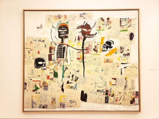 20190323 152826 540x405 - Jean-Michel Basquiat: Xerox Exhibition March 12 - May 31, 2019 at Nahmad Contemporary @joe_nahmad #dieterbuchart