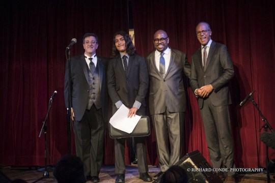 DSC 7687 540x360 - Event Recap: Jazz House Kids 2019 Spring Gala @jazzhousekids @mcbridesworld @ledisi @LesterHoltNBC @CityWineryNYC