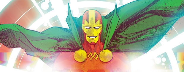 MMiracleBanner - Mister Miracle TPB by Tom King and Mitch Gerads @TomKingTK @MitchGerads @DCComics #MisterMiracle