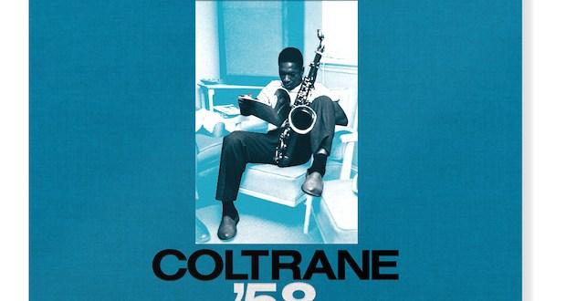 vinyl cover - #Vinylbase: Coltrane '58: The Prestige Recordings @JohnColtrane @craftrecordings