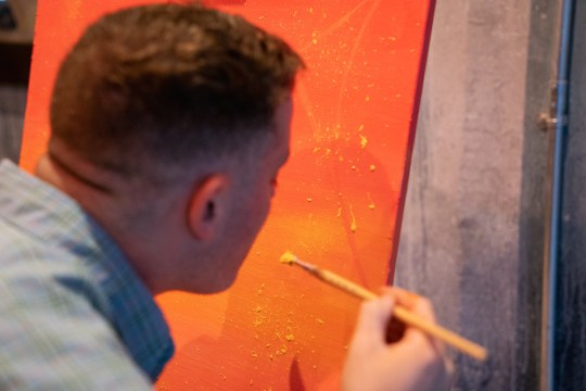 121 DSC02061 540x360 - Event Recap: Pernod Ricard Art Battle @ournewyorkvodka @PernodricardUSA @NapkinKilla