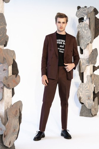 Look 1 - Timo Weiland SS20 Collection @timoweiland @groupenyc