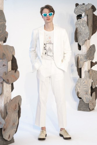 Look 4 - Timo Weiland SS20 Collection @timoweiland @groupenyc