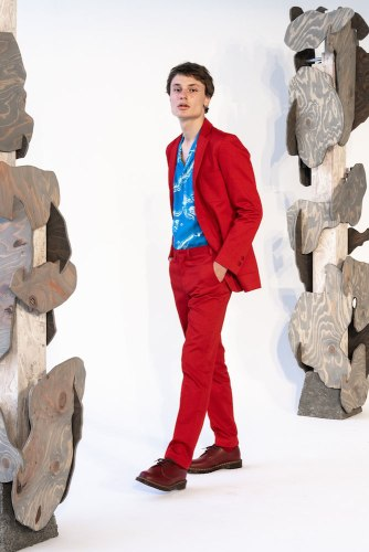 Look 8 - Timo Weiland SS20 Collection @timoweiland @groupenyc