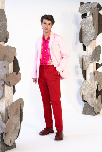 Look 9 - Timo Weiland SS20 Collection @timoweiland @groupenyc