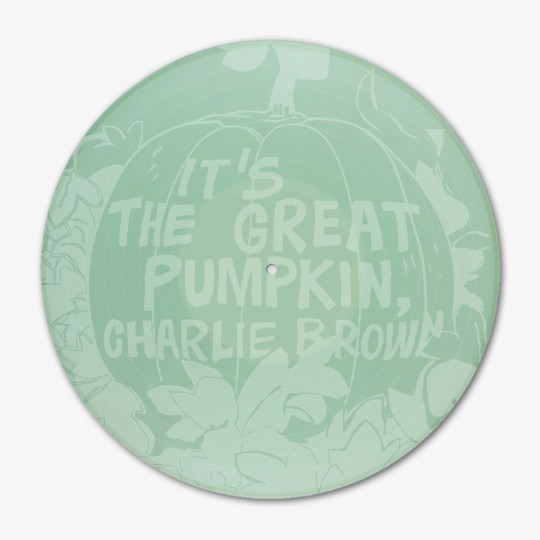 Limited Edition Glow in the Dark version 540x540 - #VinylBase: Craft Recordings to release It's The Great Pumpkin, Charlie Brown on vinyl @craftrecordings @Snoopy #VinceGuaraldi