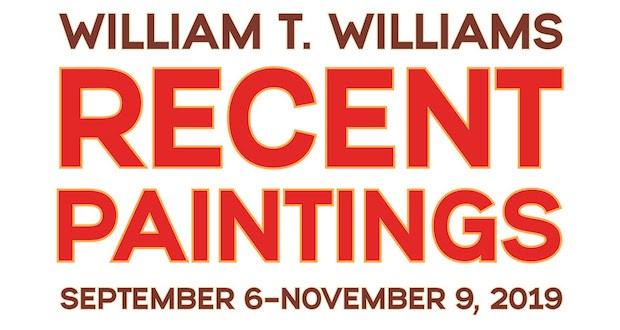 unnnamed - William T. Williams: Recent Paintings, September 6–November 9, 2019 @MRG_Chelsea #WilliamTWilliams #Art