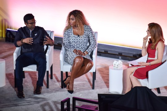 AW2 6333 540x360 - Event Recap: Serena Williams in converation with Julia Boorstin and Guru Gowrappan Advertising Week @serenawilliams @gurugk @JBoorstin @advertisingweek