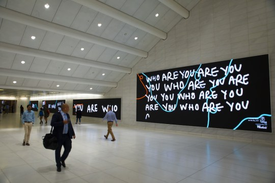 ShantellMartin OpticalAnimal APF Westfield Test03 540x360 - Unibail-Rodamco-Westfield and Art Production Fund presents Shantell Martin Exhibit September 13 - October 11, 2019 @shantell_martin @artproductionny @OpticalAnimal #westfield @4WTC