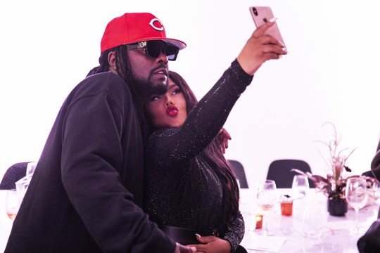 Wale and Lil Kim 540x360 - Feature: Jonathan Mannion Interview Moët & Chandon New Campaign/Bottle Launch @LaQuanSmith @MoetUSA @JonathanMannion #NectaroftheCulture