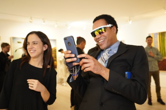 photos by Stella Magloire 276 540x360 - Event Recap: Art Now After Hours Season One Launch @artnowafterhours #artnownyc